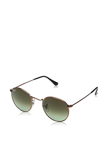 Ray-Ban Sonnenbrille ROUND METAL (RB 3447 9002A6 47)