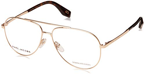 Marc Jacobs Brille (MARC-329 J5G) Metall hell gold – havana