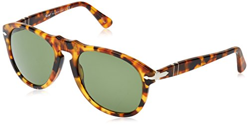 PERSOL Sonnenbrille Polarized 649 102258 (54 mm) MADRETERRA WITH GREEN LENS