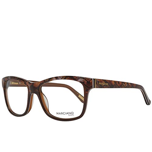 Guess GM0279 53047 Guess by Marciano Brille GM0279 047 53 Rechteckig Brillengestelle 53, Braun