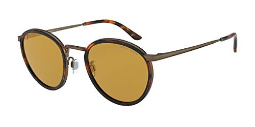 Giorgio Armani Sonnenbrillen AR 101M Havana/Light Brown Herrenbrillen
