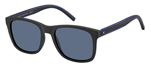 Tommy Hilfiger Sonnenbrillen TH 1493/S BLACK/BLUE Herrenbrillen