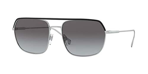 BURBERRY Sonnenbrillen B CONTEMPORARY BE 3117 SILVER/GREY SHADED 58/18/145 Herren