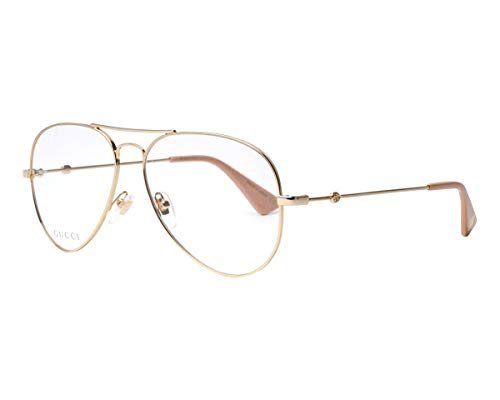 Gucci Brillen GG0515O GOLD Herrenbrillen