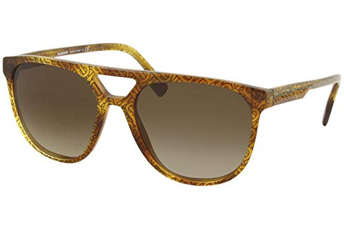 BURBERRY Sonnenbrille (BE4302 382313 56)