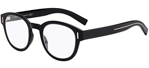 Dior Brillen FRACTION O3 BLACK Herrenbrillen
