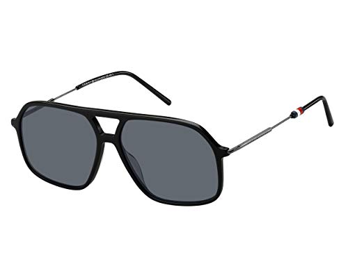 Tommy Hilfiger Sonnenbrillen TH 1645/S Black/Grey Herrenbrillen